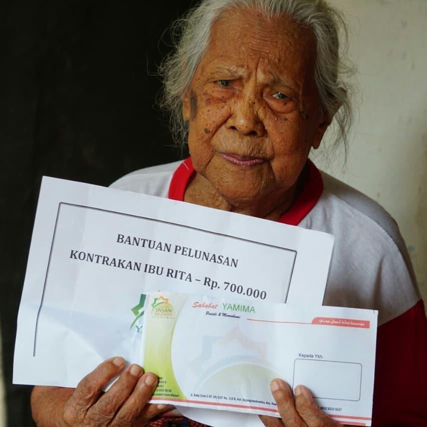 Bantuan Untuk Ibu Rita