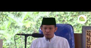 Kasus Perceraian dan Solusinya #1 : Dr. Ahmad Zain An-Najah, MA