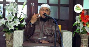Tidak Usah Melawan Kebathilan : Ust Syariful Mahya Lc MA