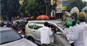 Ta'jil On The Road Membumi di Buaran Jakarta Timur