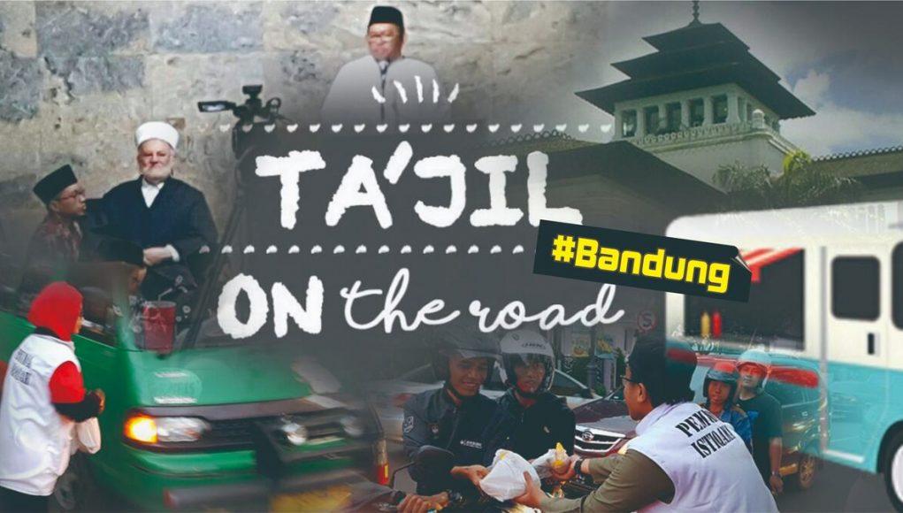 Ta'jil On The Road Hijrah ke Bandung