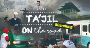 Ta'jil On The Road Hijrah ke Bandung