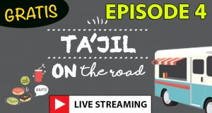 Laporan Penerimaan Uang sahabat Yamima Program Ta'jil On The Road 1437 H / 2016 M