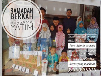 Ramadhan Berkah Bersama Yatim & Dhuafa