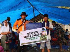 Lombok berduka