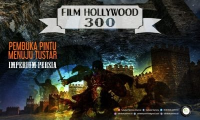 Film HOLLYWOOD berjudul *300*
