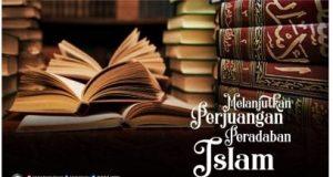 Melanjutkan Pejuang Peradaban Islam