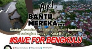 SAVE FOR BENGKULU