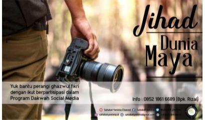 Jihad Dunia Maya