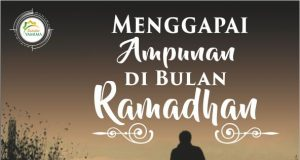 Menggapai Ampunan di Bulan Ramadhan