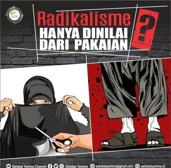 Tanda2 Radikalisme