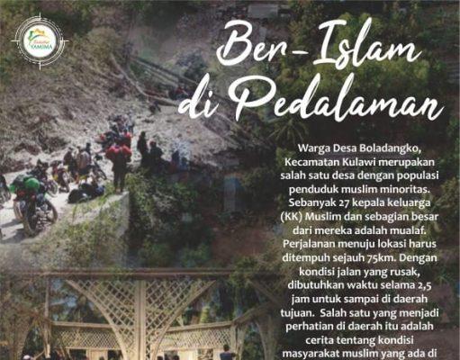 Ber-Islam di Pedalaman