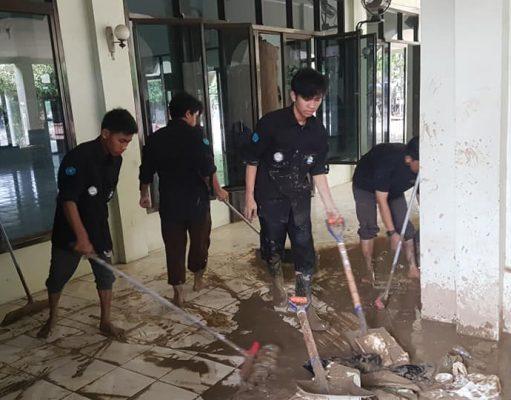 Recovery Banjir Bekasi