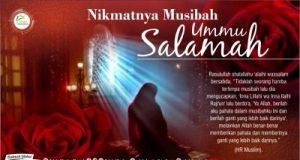 Nikmatnya Musibah Ummu Salamah