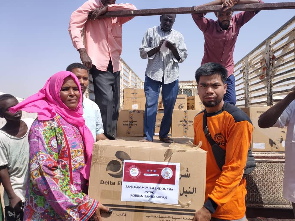 donasi banjir sudan