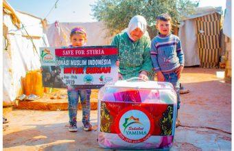 save for syiria