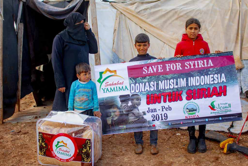 save for syria
